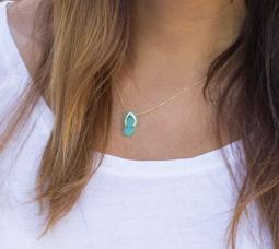 Apple Green Jewelry pendant shankla